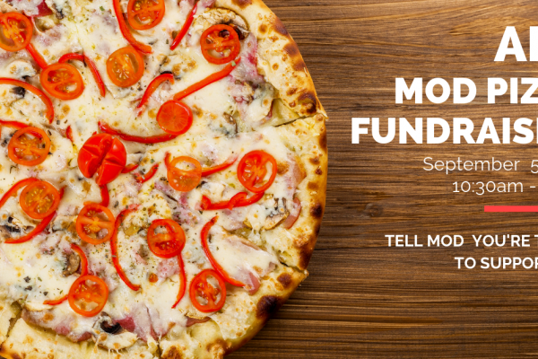 MOD Pizza Fundraiser for APA