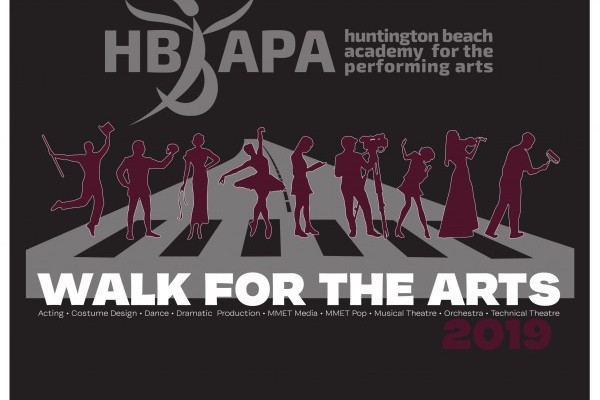 APA's Walk for the Arts 2019